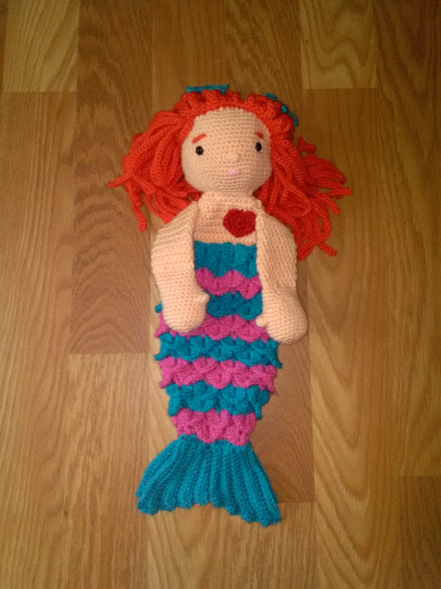 Mermaid Ragdolls
